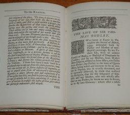 1894 - Lane Christmas Book- The Life of Sir Thomas Bodley- 3 inside