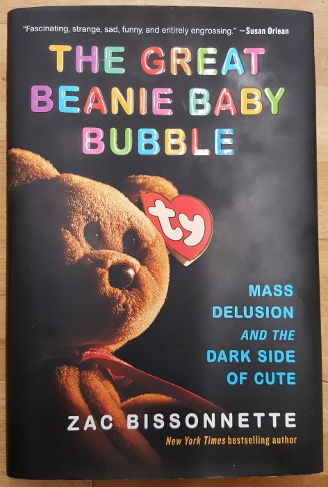 The Great Beanie Baby Bubble – Zac Bissonnette – Ramblings on my ... 2dd4e9a149a