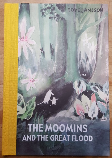20181211 Moomin and the Great Flood 1