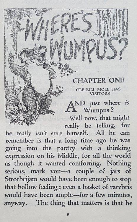 20190317 Where's Wumpus 1