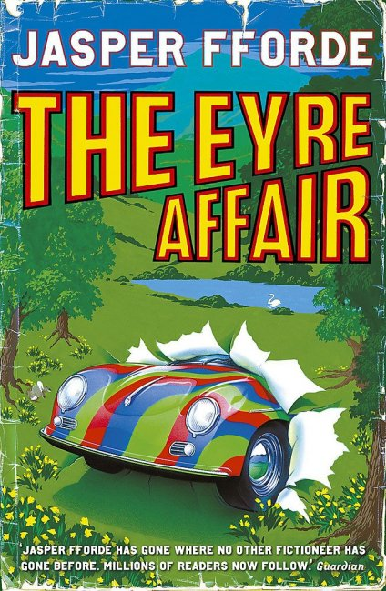 20190423 The Eyre Affair 1