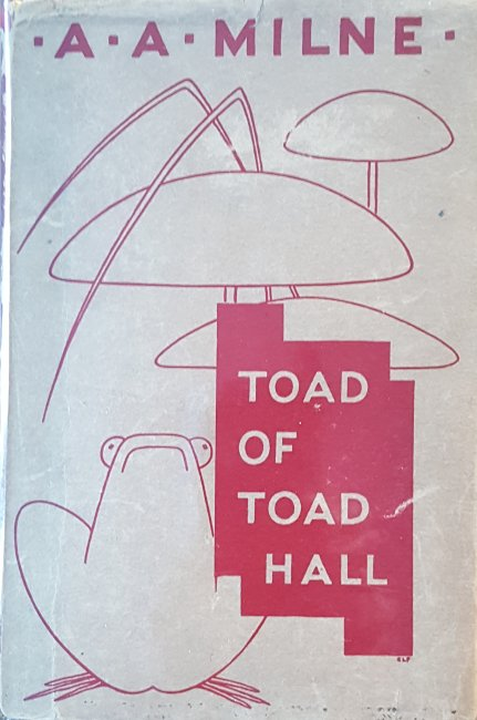20190507 Toad of Toad Hall 1