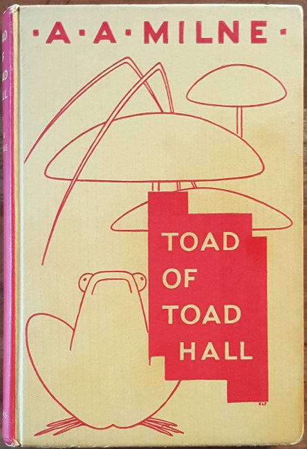 20190507 Toad of Toad Hall 2