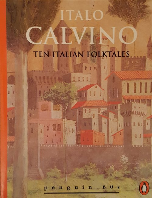 20191022 Italian Folktales