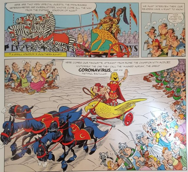 20200317 Asterix and the Chariot Race 4