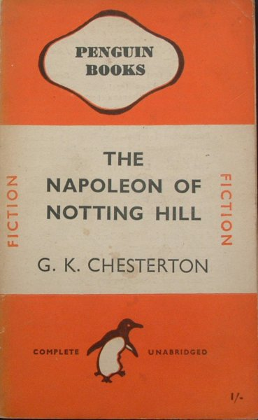20200331 The Napoleon of Notting Hill