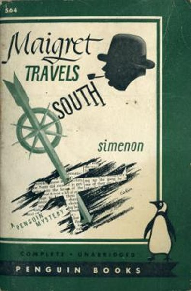 20200609 Maigret travels South