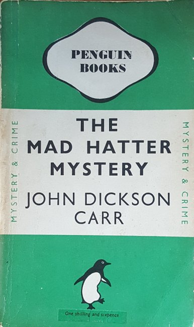 20201110 The Mad Hatter Mystery